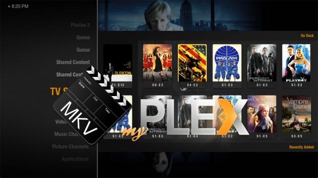 Play MKV files via Plex no sound – Solution | Media